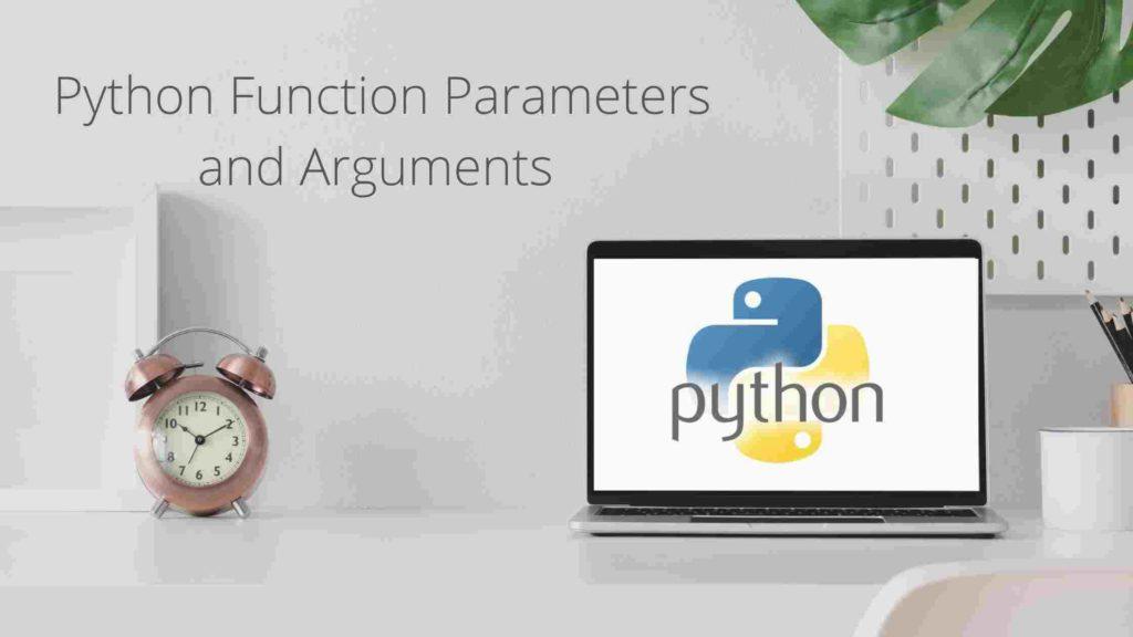 python function parameter